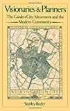 img - for Visionaries and Planners: The Garden City Movement and the Modern Community by Stanley Buder (1990-07-26) book / textbook / text book