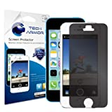 Tech Armor Apple iPhone 5/5c/5s 4-Way, 360 Degree, Privacy Screen Protector -- Hassle-Free Lifetime Warranty [1-Pack]