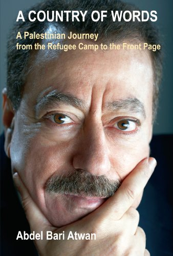 A Country of Words: A Palestinian Journey from the Refugee Camp to the Front Page