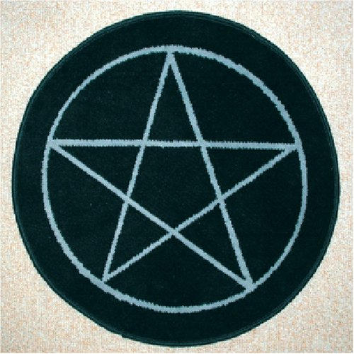 Amazon.com - Pentagram Rug - Area Rugs