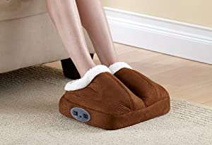 Warming Foot Massager by Sychelle Ethan Intl. Enterprise