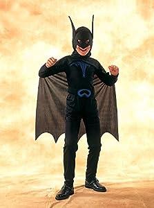 Déguisement Enfant Garçon - Costume Héro Chauve Souris - 11/14 ans
