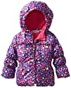 Amy Byer Outerwear Baby-Girls Infant Ditsy Print Jacket