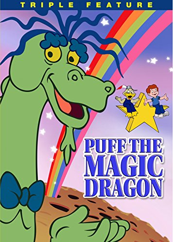 puff-the-magic-dragon-triple-feature-dvd-region-1-us-import-ntsc