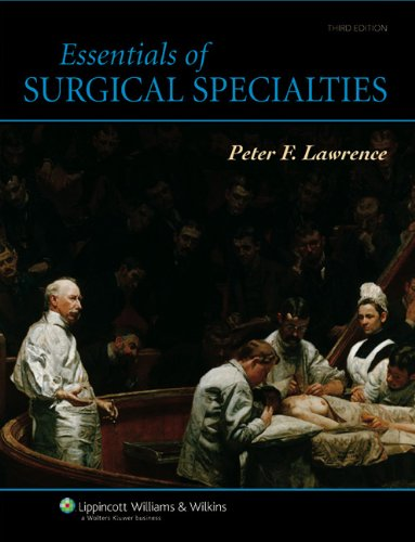 Essentials of Surgical Specialties (Essentials of...