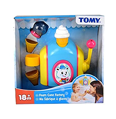 TOMY Foam Cone Factory ToyP by TOMY