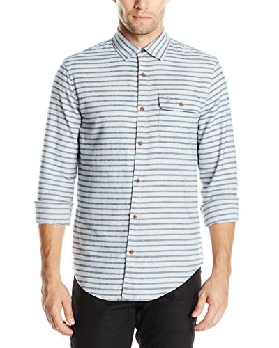 Original Penguin Men's Horizontal Stripe Shirt