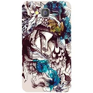 Samsung Galaxy Grand 2 Back Cover - Rock Designer Cases