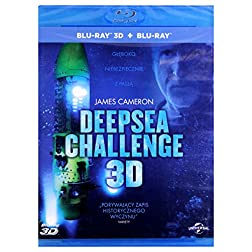 Deepsea Challenge 3D [Blu-Ray]+