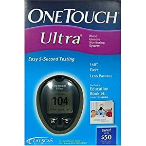 One Touch Ultra Blood Glucose Monitoring System