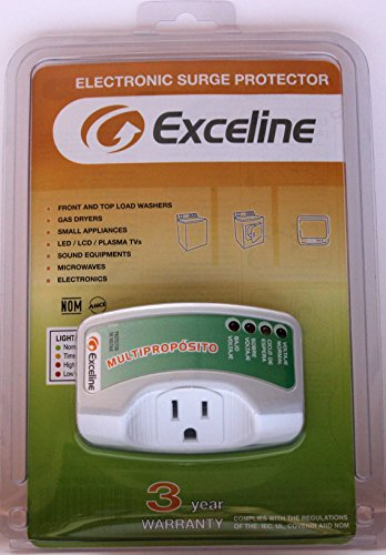 Electronic Surge Protector for Front and Top Load Washers, Gas Dryers, LED, LCD and Plasma Tv's (Appliance Surge Protector compare prices)