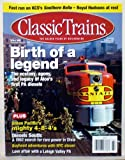 img - for Classic Trains Magazine - Winter 2008 - Vol. 9, No. 4 (The Golden Years Of Railroading) book / textbook / text book