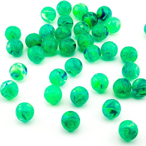 Adorox-Green-Rubber-Bouncing-Balls-Children-Toy-Party-Favor-Prize-Halloween