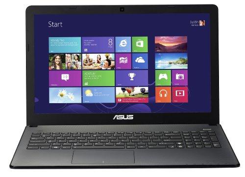 Asus X501A 15.6-inch Laptop (Black) - (Intel Core i3 2330M 2.2GHz Processor, 4GB RAM, 320GB HDD, LAN, WLAN, Webcam, Integrated Graphics, Windows 8)