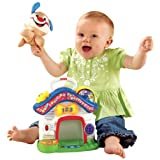 Fisher-Price Laugh And Learn Puppy's Playhouse
