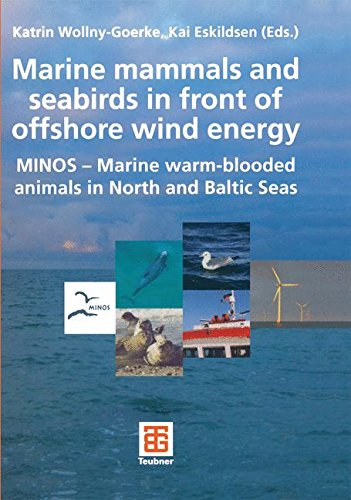 Marine Mammals and Seabirds in Front of Offshore Wind Energy: Minos - Marine Warm-Blooded Animals in North and Baltic Seas