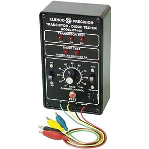 Diode/Transistor Tester Kit