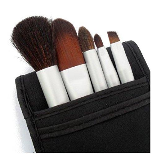 Sleek Makeup Maquillage 5 Piece Essential Brush Set