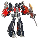 Transformers: Dark Of The Moon - MechTech Voyager - Fireburst Optimus Prime