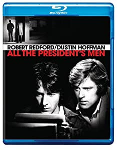 All The President's Men (Blu-ray Book)