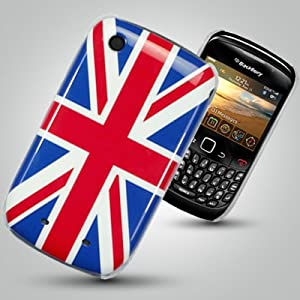 Blackberry Curve 8520 / 9300 Union Jack Back Cover from Gadgetwarehouse Mobile Phone Accessories