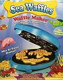 Sea Waffle Waffle Maker - Make Fun Sea Animal Shaped Waffles in Minutes!