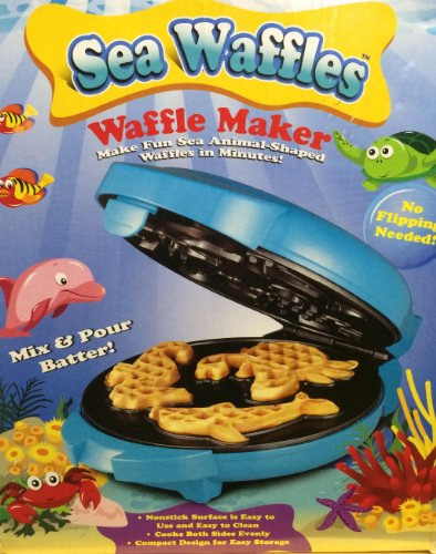 Shaped Waffle Makers front-424055