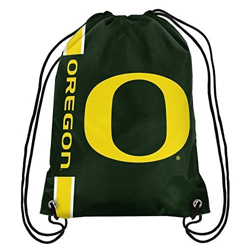 NCAA Oregon Ducks 2015 Drawstring Backpack, Green (Oregon Ducks Merchandise compare prices)