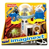 Fisher Price Imaginext Space Station Moon Set