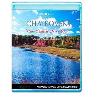 Tchaikovsky - Piano Concertos Nos. 1&3 [Blu-ray]