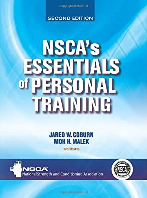 Nscas Essentials Of Personal Training - 2nd Edition from Human Kinetics