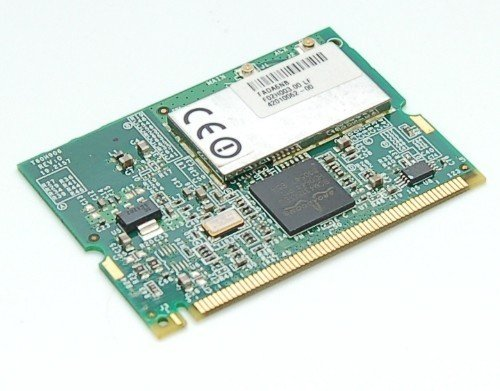 Broadcom BCM4318 MiniPCI Wireless Scheda Mini-PCI Carta W-LAN 54Mbps Adapter per Notebook
