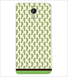 PrintDhaba Cartoon pattern D-1880 Back Case Cover for LETV LE 1 PRO ULTRA (Multi-Coloured)