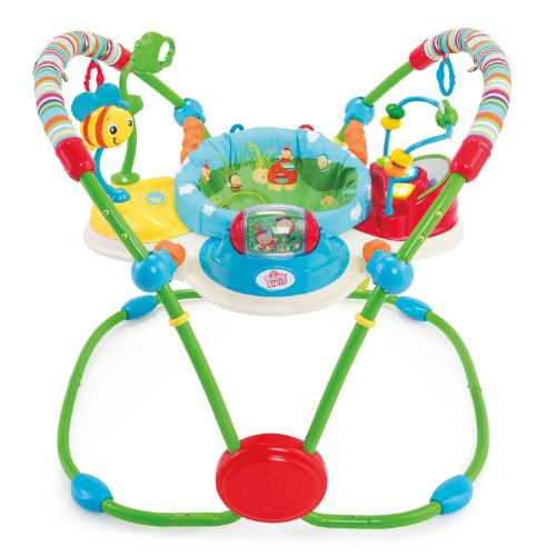 Find Discount Bright Starts Activity Jumper, Giggle Bugs