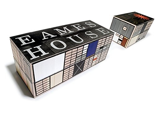 House Industries Eames Home & Studio Blocks - Made in USA - 1
