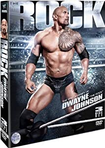 Wwe The Epic adventure of Dwayne The Rock Johnson