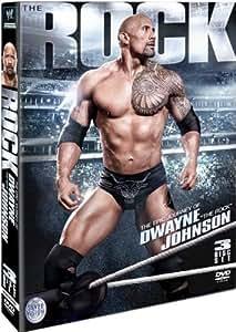 Wwe The Epic adventure of Dwayne The Rock Johnson