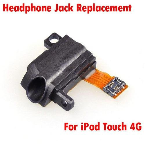Replacement Headphone Audio Jack Part Repair For Ipod Touch 4Th Gen 4G