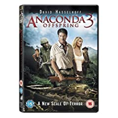 Anaconda 3: Offspring (UK Version)