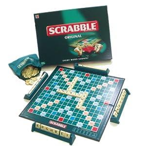 Scrabble from Mattel