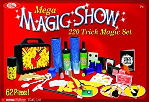 POOF-Slinky - Ideal Mega Magic Show Kit, 0C4780