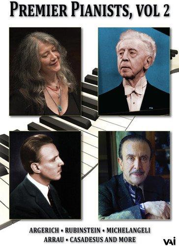 DVD : Martha Argerich - Premier Pianists 2 (DVD)