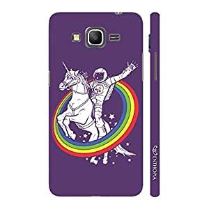Enthopia Designer Hardshell Case Astronauts Dream Back Cover for Samsung Galaxy J7