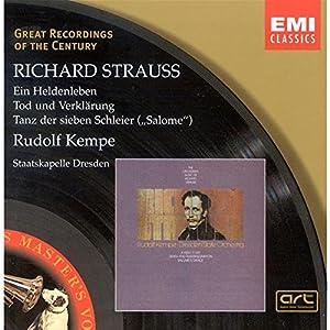 Strauss: Ein Heldenleben, Tod und Verklärung, Dance of the Seven Veils