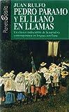 Image of Pedro Paramo Y El Llano En Llamas (Coleccion Narrativas)