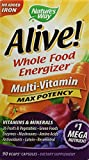 Nature's Way Alive! Whole Food Energizer Mult-Vitamin -- 90 Vcaps