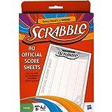 Scrabble Score Sheets - 80 sheets