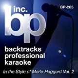 Swinging Doors (Karaoke With Background Vocals)[In the Style of Merle Haggard]