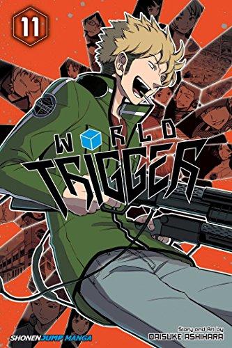 World Trigger, Vol. 11 (World Trigger Manga compare prices)