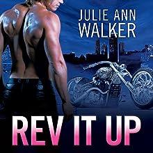 Rev It Up: Black Knights Inc., Book 3 | Livre audio Auteur(s) : Julie Ann Walker Narrateur(s) : Abby Craden